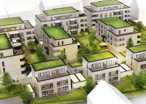 Wohnstätten Wanne-Eickel eG Visualisierung