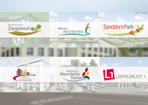 GSW Gesellschaft für Siedlungs- und Wohnungsbau Baden-Württemberg mbHMarkenfamilie