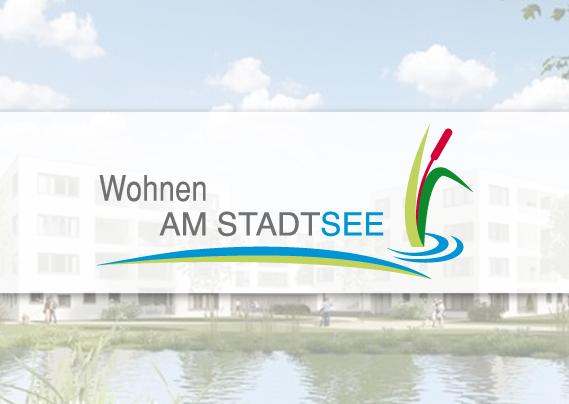 GSW Gesellschaft für Siedlungs- und Wohnungsbau Baden-Württemberg mbH Quartiersmarke Wohnen am Stadtsee
