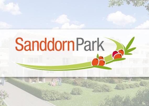 GSW Gesellschaft für Siedlungs- und Wohnungsbau Baden-Württemberg mbH Quartiersmarke SanddornPark