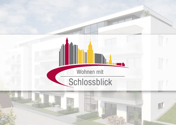 GSW Gesellschaft für Siedlungs- und Wohnungsbau Baden-Württemberg mbH Quartiersmarke Wohnen mit Schlossblick