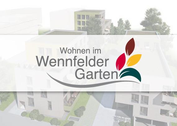 GSW Gesellschaft für Siedlungs- und Wohnungsbau Baden-Württemberg mbH Quartiersmarke Wohnen im Wennfelder Garten