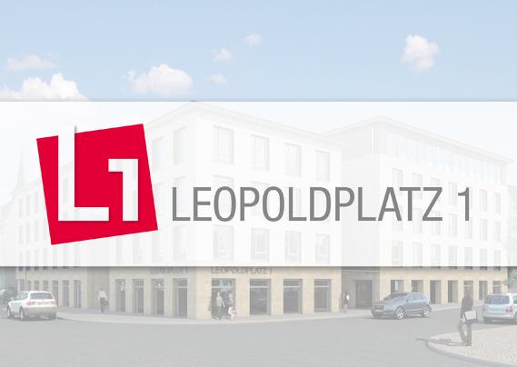 GSW Gesellschaft für Siedlungs- und Wohnungsbau Baden-Württemberg mbH Quartiersmarke Leopoldplatz