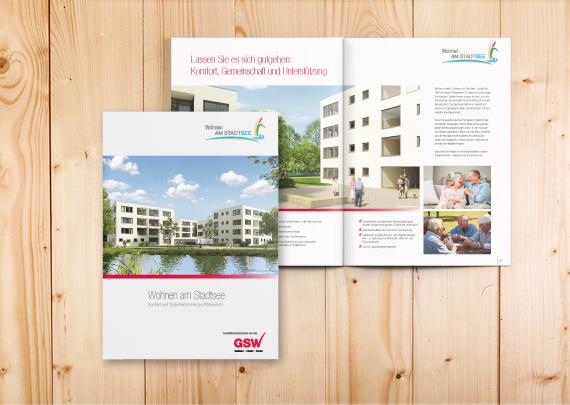 GSW Gesellschaft für Siedlungs- und Wohnungsbau Baden-Württemberg mbH Exposé