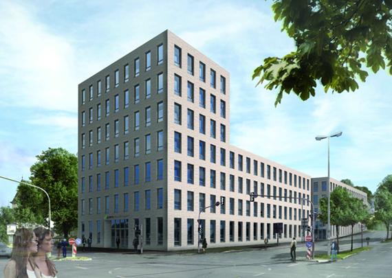 GWG Wohnungsgesellschaft Reutlingen mbH Visualisierung