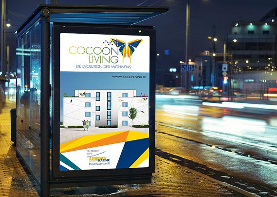 LebensRäume Hoyerswerda eG Cocoon Living Citylight