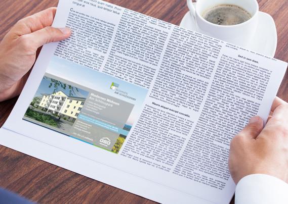 Gemeindliche Siedlungs-Gesellschaft Neuwied mbH Am Schlosspark Anzeige