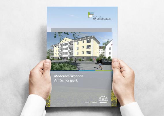 Gemeindliche Siedlungs-Gesellschaft Neuwied mbH Am Schlosspark Exposé