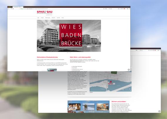 Wilhelmshavener Spar- und Baugesellschaft eG Wiesbadenbrücke Web