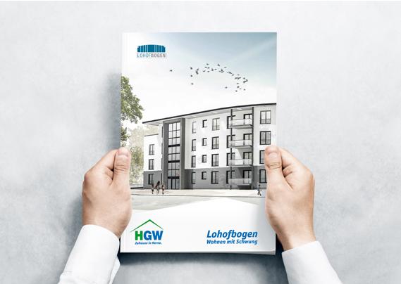 Herner Gesellschaft für Wohnungsbau mbH - Wohnungen in Herne Lohofbogen Exposé