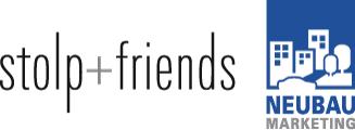 stolp+friends Neubaumarketing